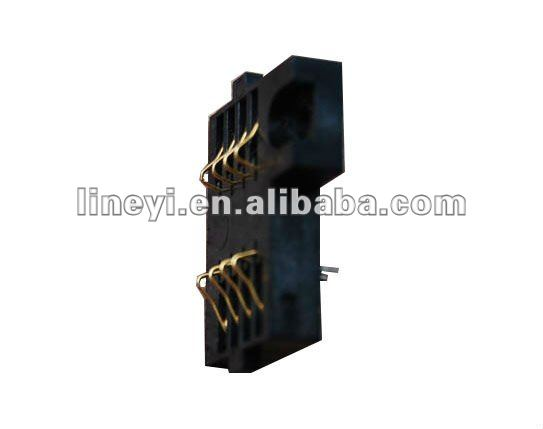 Mini type 8 Pin Smart card connector
