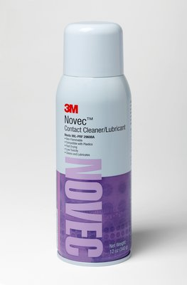 紫色喷罐清洗剂 3M™ Novec™ Contact Cleaner/Lubricant 12 oz can 6 cans per case