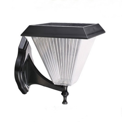 Die-casting Aluminum LED Solar Wall Light EL-3304