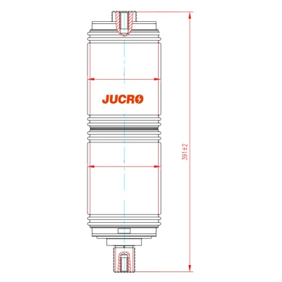 Vacuum Interrupter TD-40.5KV 1250A 25B (JUCA2242) from JUCRO Electric