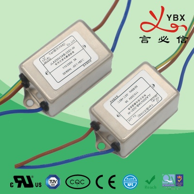 JLA250V3AB-35D1-W Power filter